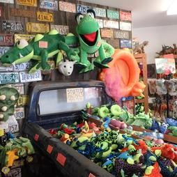Indian River Reptile Zoo gift shop