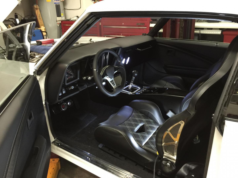 Modern Classics - Custom Car Interior, Custom Center Console