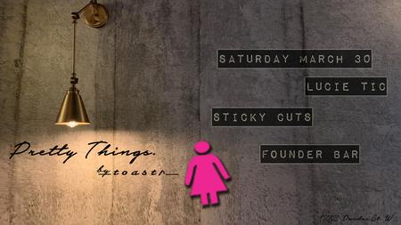 Toastr Lesbian Party in Toronto March 30