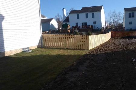 fence repair Pickerington Ohio
