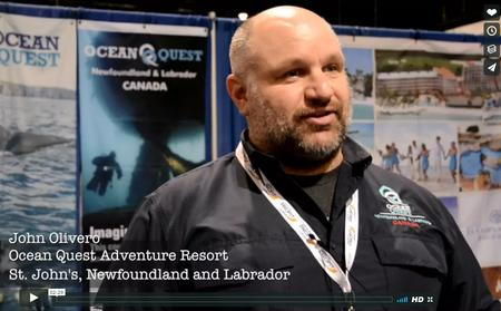 John Olivero Professional Adventurer interview about Newfoundland and Labrador