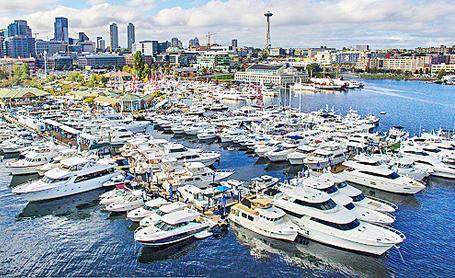 Seattle Boat Show 2020 Dates.Greg Wilkinson Luxury Yacht Broker Ocean Alexander