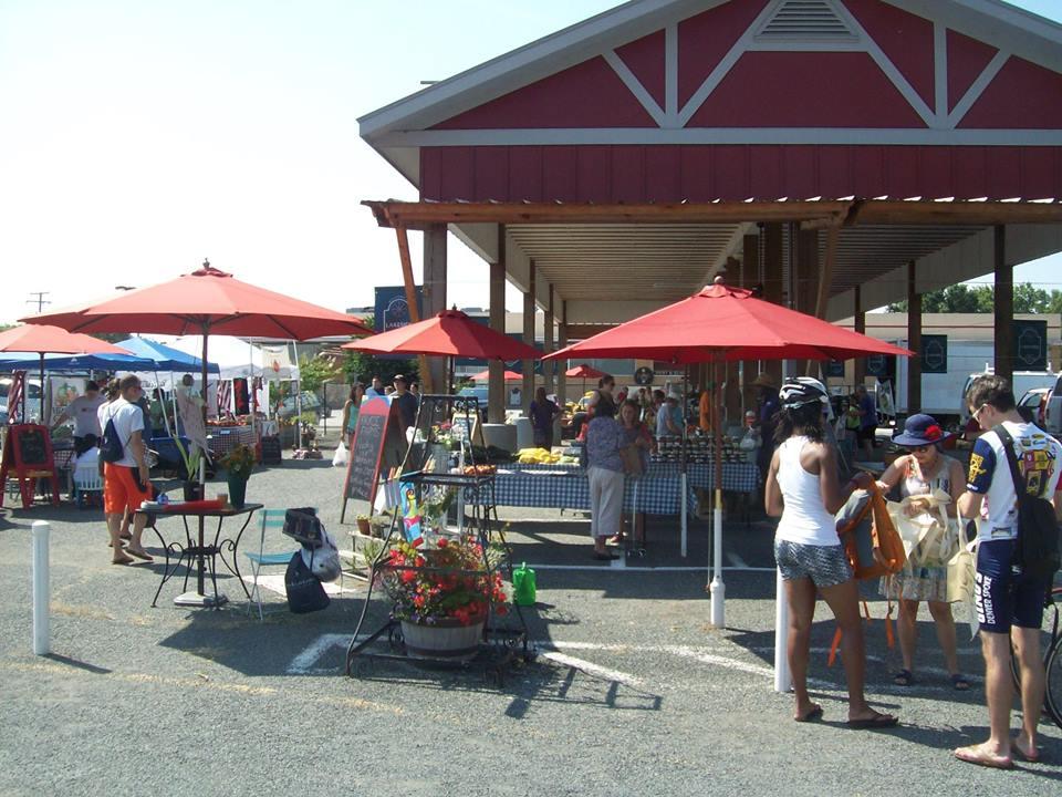 Lakeside farmers market in richmond virginia profile at for Fish market richmond va