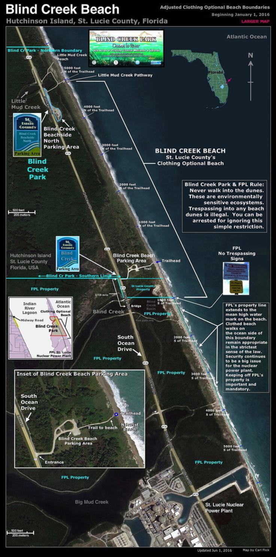 Blind Creek Beach, nude beach, naturist beach, free beach, clothing  optional beach