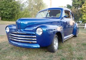 1948 Ford Coupe Custom