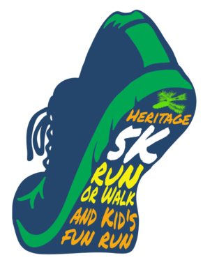 Saturday in the Park and Heritage 5K Review