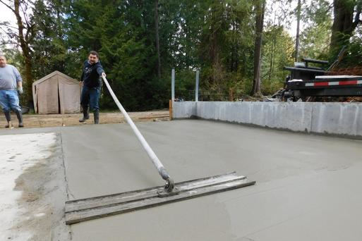 Leading Pour Concrete Slab Contractor in Hickman NE| Lincoln Handyman Services