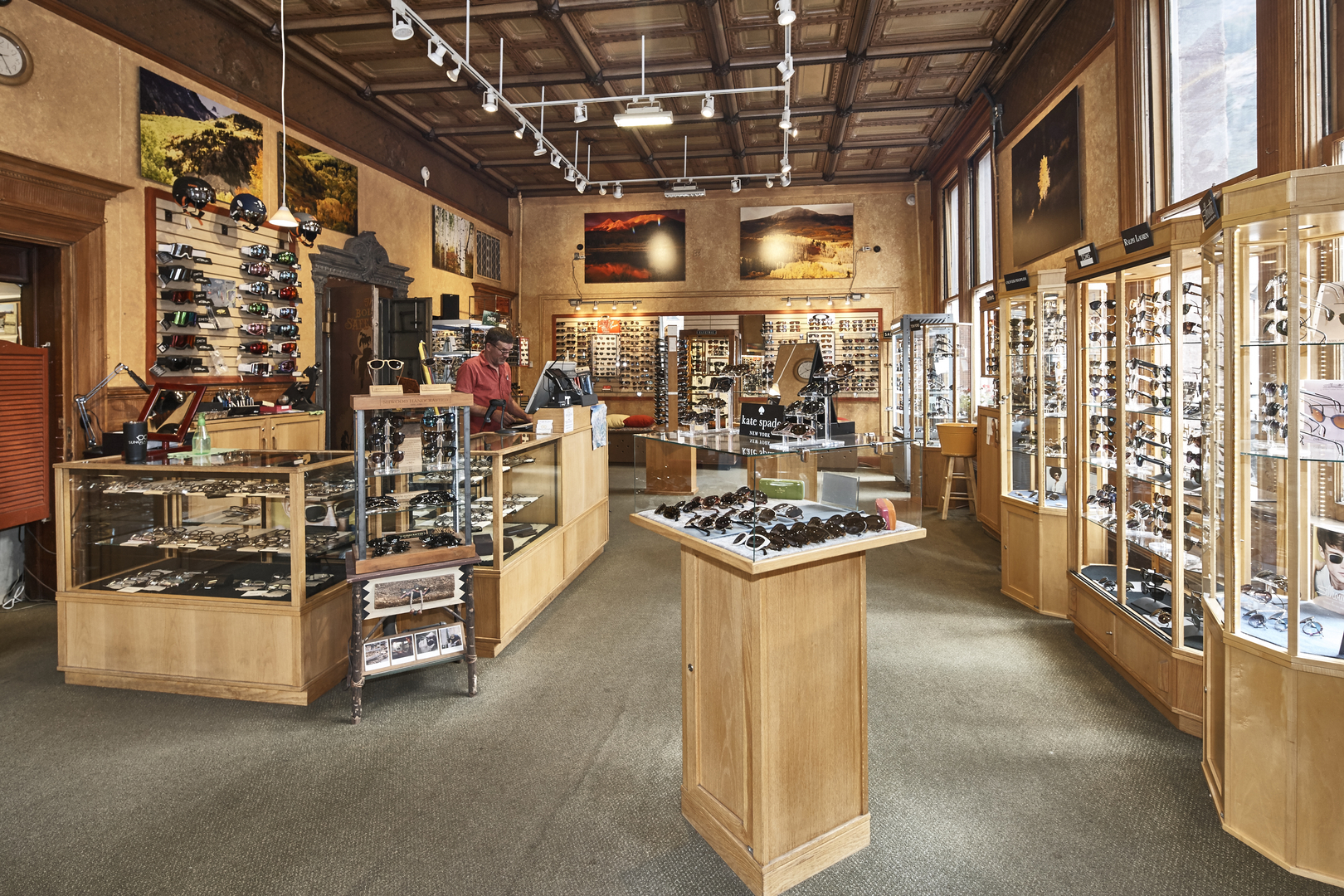 1962712ce8a2 Welcome to Sunglass HQ   Optical in Telluride Colorado. We are a sunglass  and optical specialty store located at 201 W Colorado Avenue