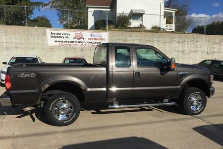 2008 Ford F250 Ext Cab