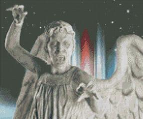 Doctor Who Stone Angels