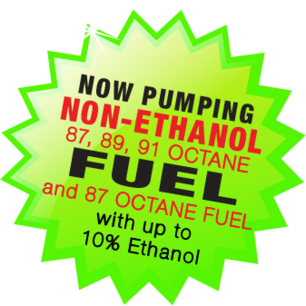 Non Ethanol Gas Stations >> Ultra Touch Car Wash Gas Station Non Ethanol Fuel
