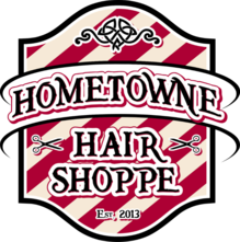 Hometowne Hair Shoppe logo