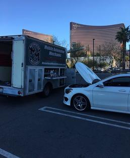 Mobile Mechanic Las Vegas Strip