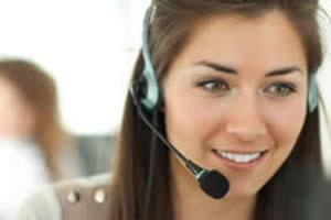 call center review service