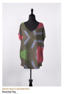 Multi-Wear Wrap - Colorful World by VIDA VIDA