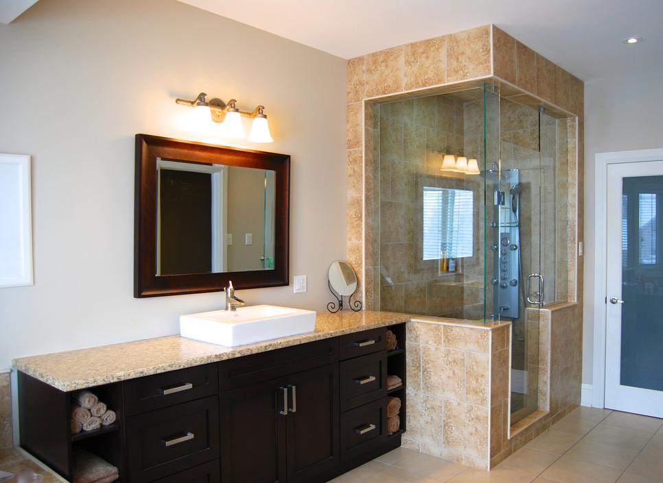 Average Bathroom Renovation Cost Ontario how much does a bathroom renovation cost - aspire contracting