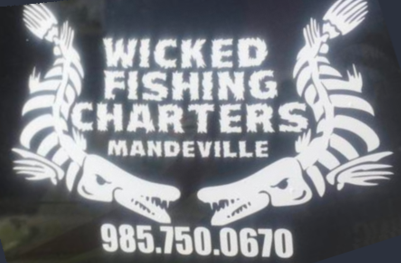 Wicked Fishing Charters, Mandeville