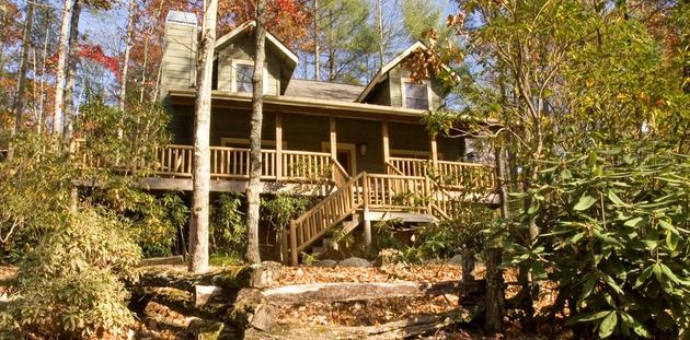 Mountain Club at Cashiers, Blue Ridge Mountain Resort, Smoky Mountain Resort, Fractional Home Ownership