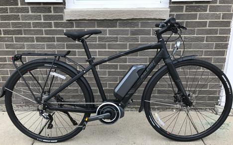 Raleigh Misceo Sport Electric Bicycle