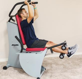 rehab exercise machines hydraulic hydrafitness equipment