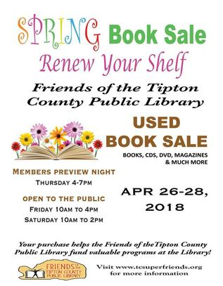 Fall 2017 Book Sale