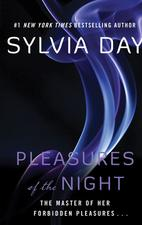 Sylvia Day Pleasures of the Night romance ebook