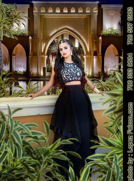 Arabian Quinceanera miami Photography Quinces Party Photographer