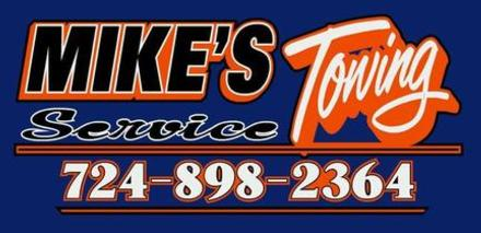 Mike's Towing in Valencia