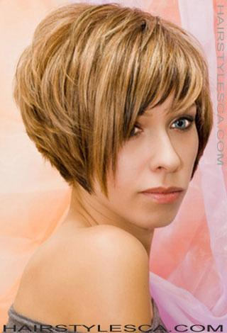 Chic Short Hairstyles, Haircuts for Women