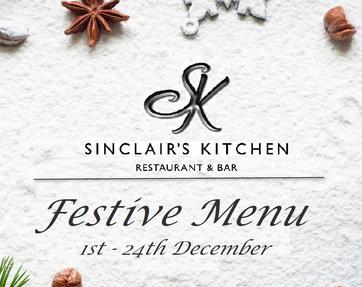 Sinclair S Kitchen Forfar