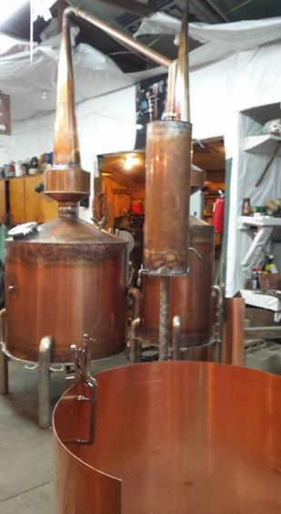 Rockypoint Copper Stills - Moonshine Still For Sale, Copper