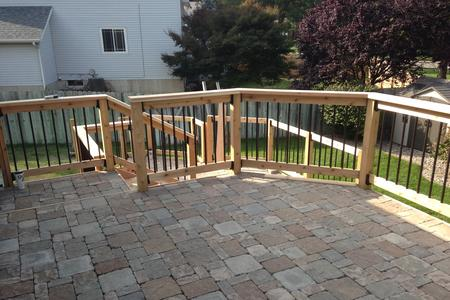 Custom Decks Patios