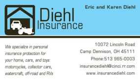At Diehl insurance top companies compete for your business