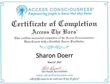 Access Consciousness Certification