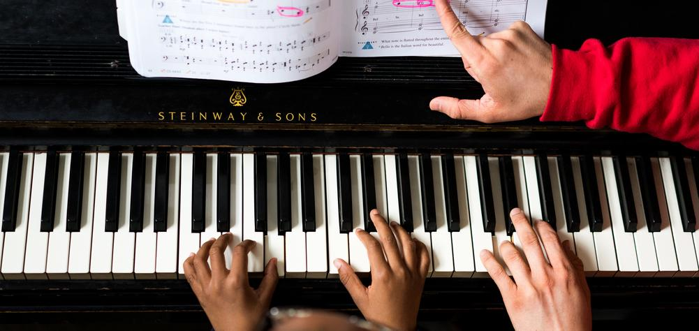 Stamford Piano Lessons