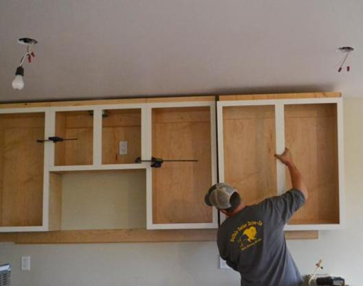 Local Cabinet Assembly Cabinet Installation Service in Lincoln NE | Lincoln Handyman Services
