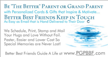 "Be ""The Better"" Grand Parent!"