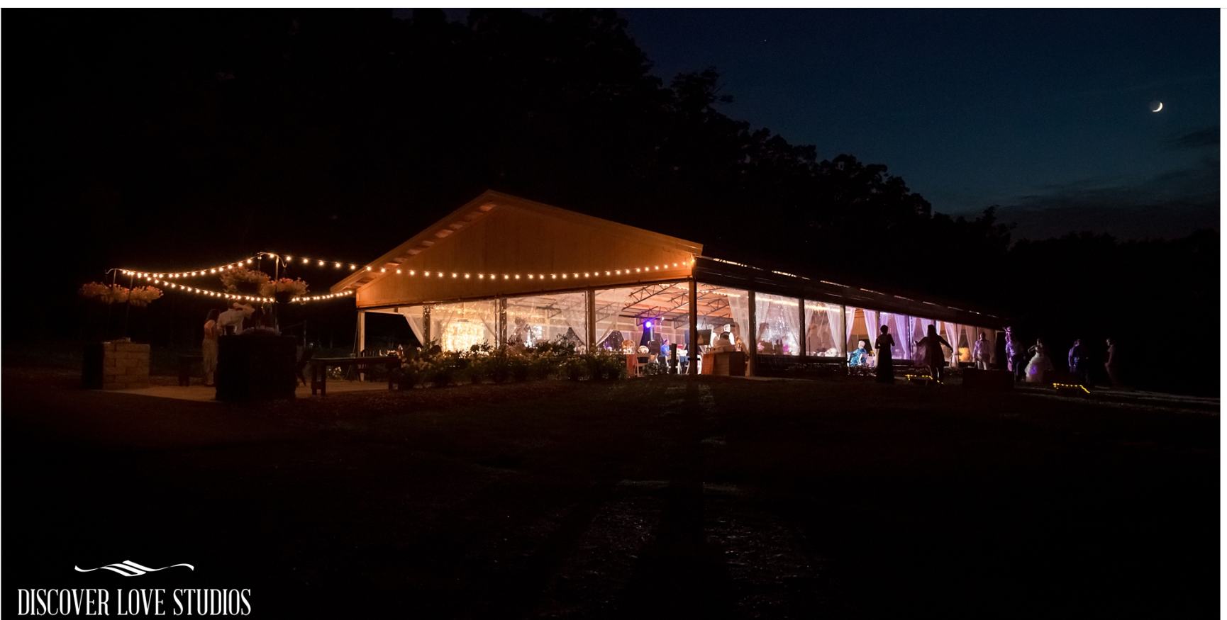 The Oaks Events Outdoor Wedding Venue Near Charlotte NC
