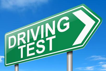 Schedule Road Test