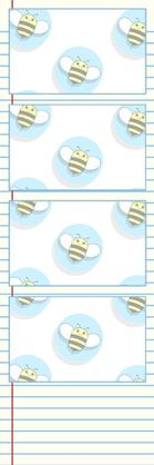 Bumblebee Booths Photo Strip sample #41