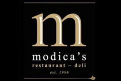 This image links to Modica's Restaurant - Deli Home Page
