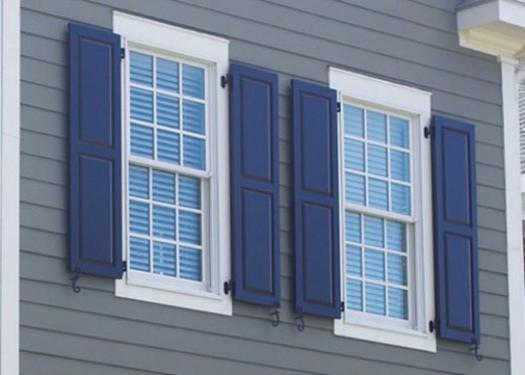 Exterior Window Shutter Installation and Cost | Lincoln Handyman Services