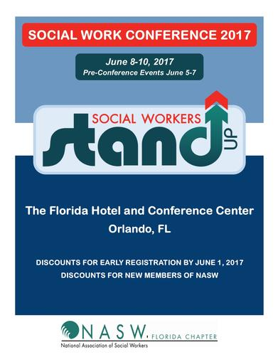 NASW-FL Social Work Conference Brochure