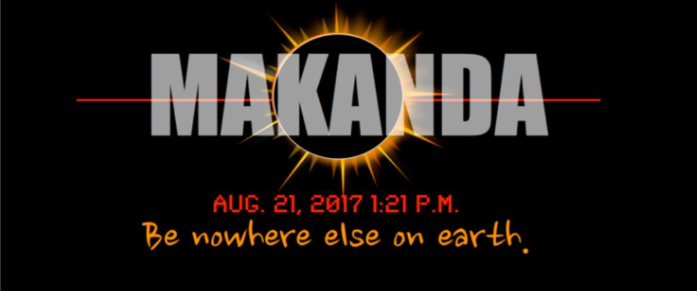 2017 Total Solar Eclipse - Eclipse in Makanda - Makanda, Il