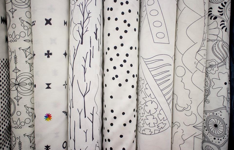Fabrics, Kits, and Notions