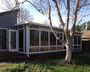 Patio Enclosure Aluminum Patio Cover Alum Works Los