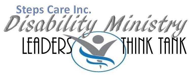 The disability ministry Leaders Think Tank