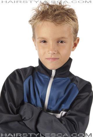 Little Boys Hairstyles Photos Gallery 1