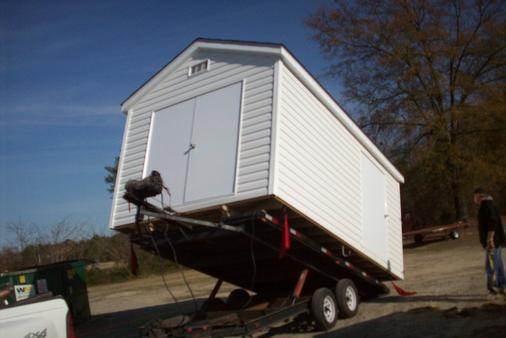 Excellent Shed Movers in Omaha NE | Omaha Junk Disposal