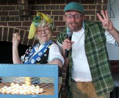 Bingo - Entertainment for Company Picnics, Parties, Fundraisers, and Corporate Events.